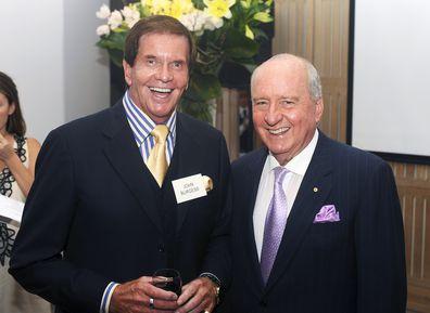 John Burgess and Alan Jones