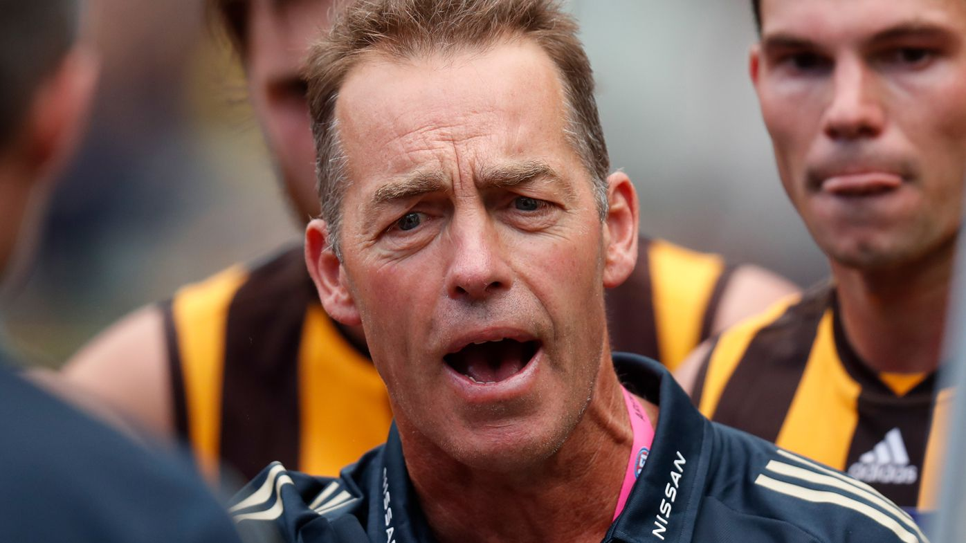 Blues refuse to give up on Alastair Clarkson as long-time Geelong chief executive joins the club