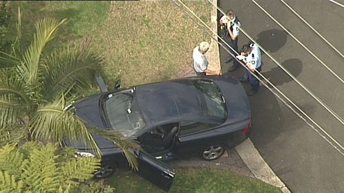 A little boy has been injured by a reversing car at Freshwater in Sydney's northern beaches.