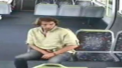Search for man who exposed himself three times on Melbourne trains