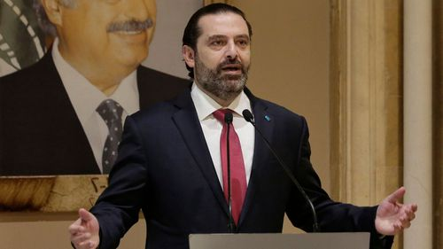 Lebanon Prime Minister Saad Hariri resigns after weeks of anti-government protests