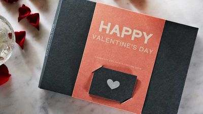 "<p>Pana Chocolate's Happy Valentine's Day - RRP $29.90<br /> <a href=""http://www.panachocolate.com/online-shop-87/happy-valentines.html"" target=""_top"">Pana Chocolate</a></p>"