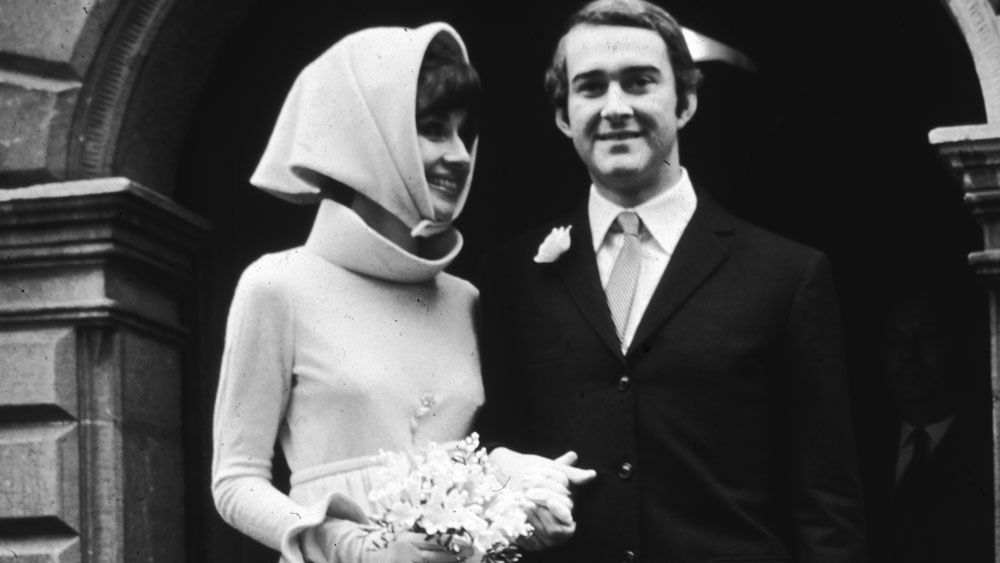 Iconic brides who broke with tradition
