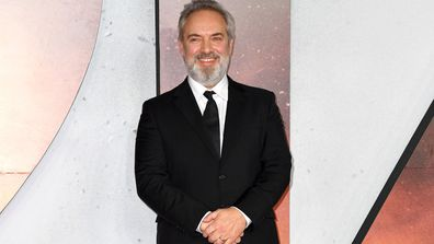 "Director Sam Mendes attends the ""1917"" World Premiere and Royal Performance at the Odeon Luxe Leicester Square on December 04, 2019"