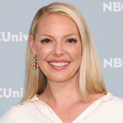 Katherine Heigl as Izzie Stevens: Now