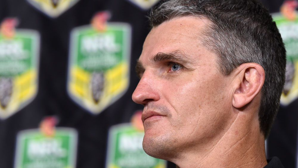 Ivan Cleary undecided on Moses' Eels move