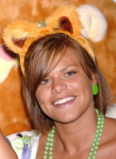 Jade Goody, premiere, London