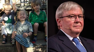 MH-17 victim and Kevin Rudd join Trump criticism