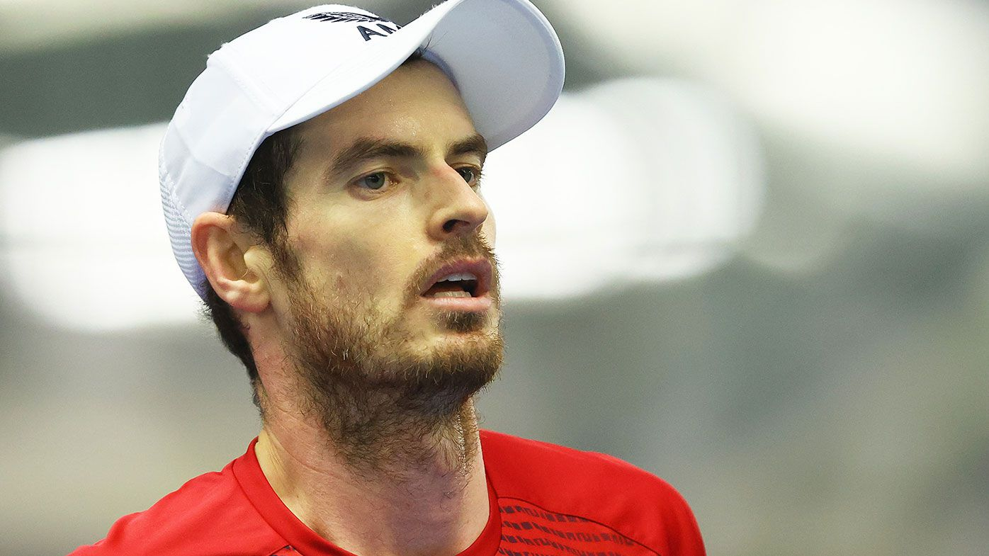 Andy Murray's Australian Open campaign in doubt following positive COVID-19 test