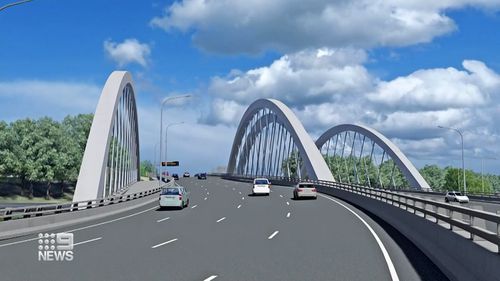 Nineteen new bridges will link Sydney like never before as part of the Sydney Gateway project.