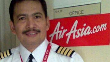 QZ8501 pilot Irianto.