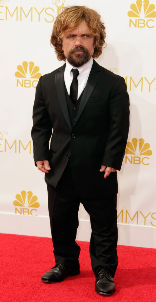 Peter Dinklage from Game of Thrones. (Getty Images)