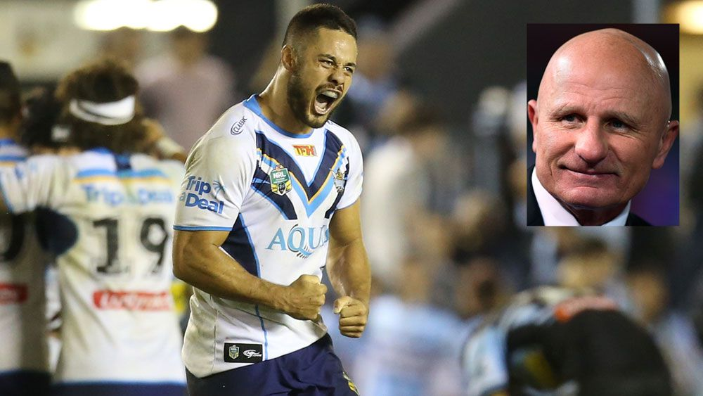 State of Origin hopeful Jarryd Hayne  impresses NSW Blues advisor Peter Sterling in comeback