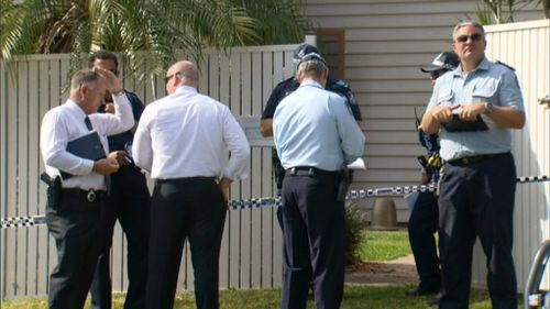 A six-year-old girl was found dead inside her Kedron on Monday. (9NEWS)