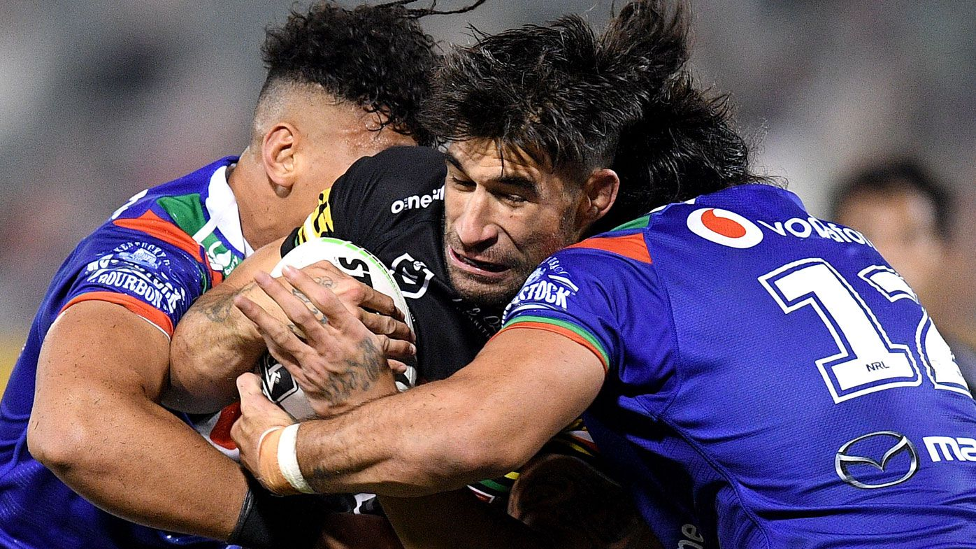 The Mole: Penrith captain James Tamou could leave Panthers over contract impasse