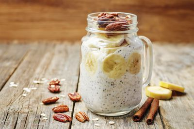 <strong>Overnight oats</strong>