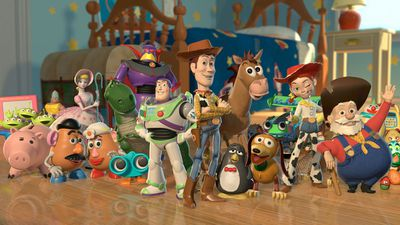 <p><em>Toy Story </em>(1995) – Hanks lent his voice to a cowboy doll separated from his owner, in this Pixar animated classic. Toy Story since gone on to spawn two sequels, Toy Story 2 (1999) and Toy Story 3 (2010).</p> <p>(Walt Disney Pictures/Pixar Animation Studios/Buena Vista Pictures Distribution)</p>