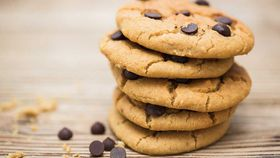 Sharon Selby's allergen friendly chocolate chip chickpea cookies