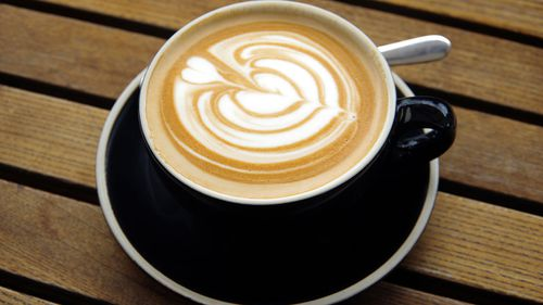 """""""Whichever way you look at it, coffee is a good thing."""""""