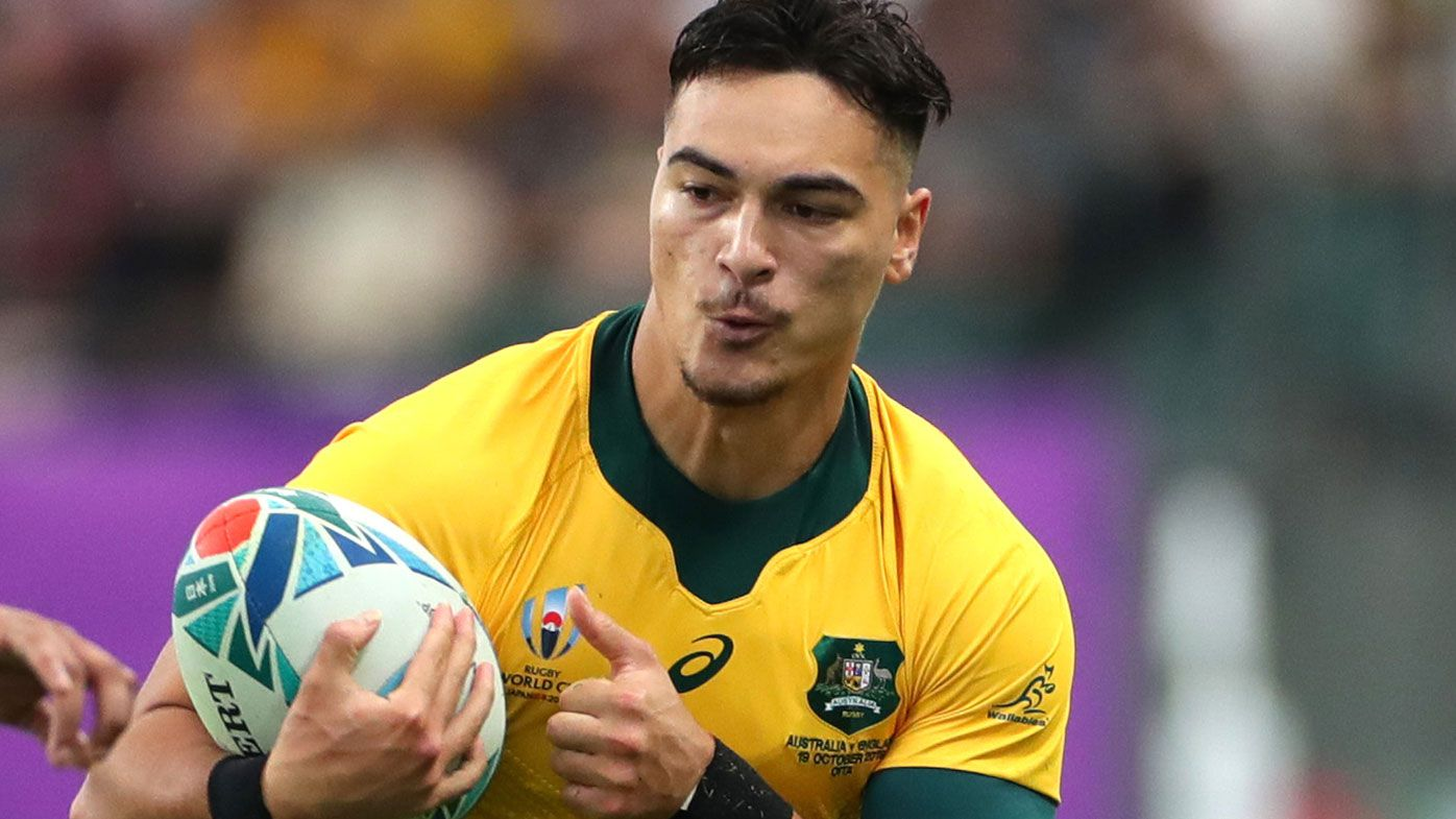 Jordan Petaia ruled out of Super Rugby season after another disastrous injury blow