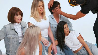 Keeping Up With The Kardashians Christmas