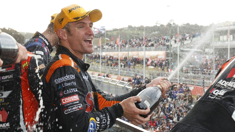 Davison: I'm not giving up Bathurst trophy