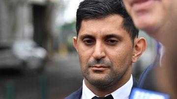 Charge against Karmichael Hunt's friend 'ridiculous'