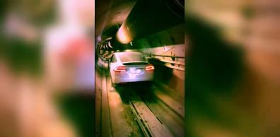 Musk car tunnel