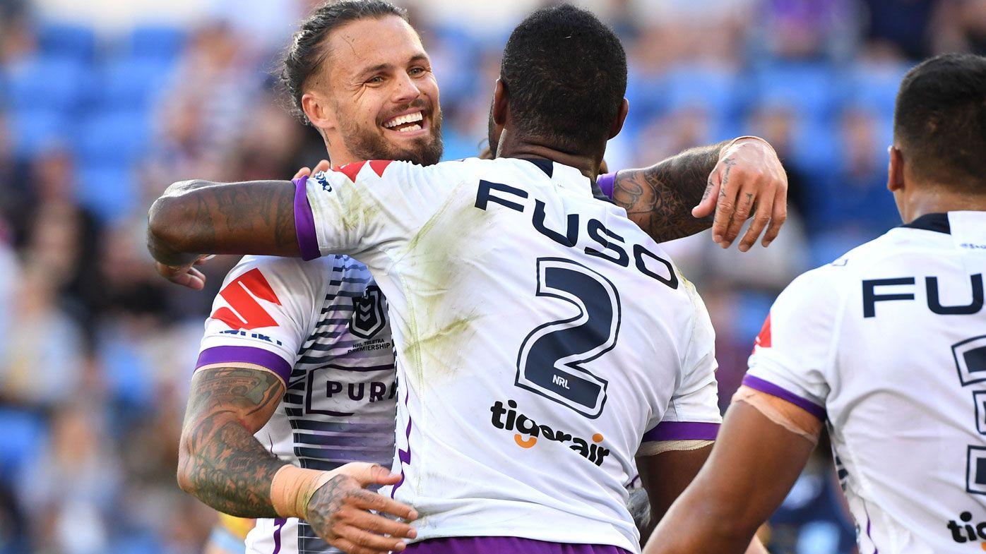 NRL: Melbourne Storm extend streak as Titans crisis deepens
