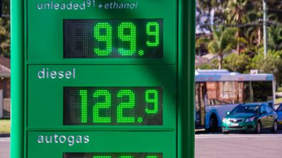 Petrol prices in Sydney have dropped below $1 for the first time in years.