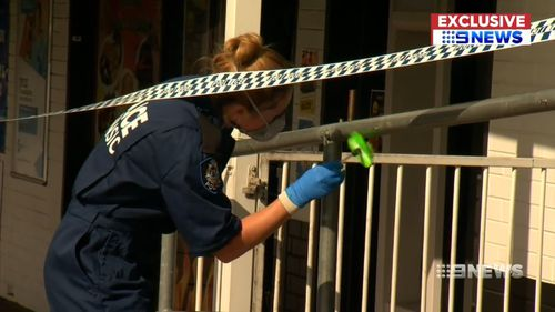 Detectives have charged an 18-year-old over the attack. Picture: 9NEWS