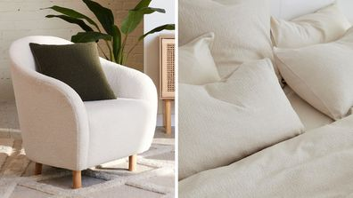 How to style your home with bouclé pieces under $100