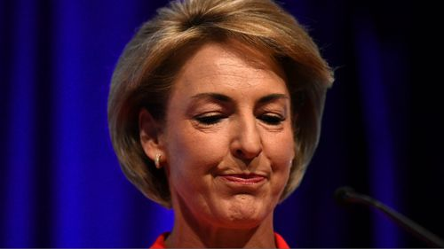 A criminal offence may have been committed in relation to leaks about raids on union premises linked to Michaelia Cash's office, the AFP have said.