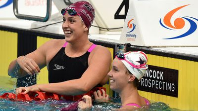 Women's 4x100m freestyle relay team