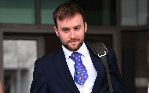 Andrew Nolch, pictured above, has launched an appeal saying he had an 'incompetent lawyer'.