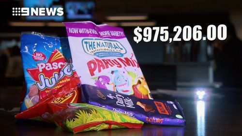 The government has defending the spending. Picture: 9NEWS