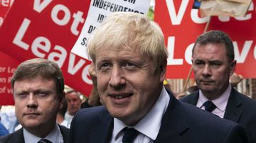 Boris Johnson is the likely next prime minister of the UK.