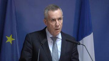 Paris Prosecutor Francois Molins. (Reuters)