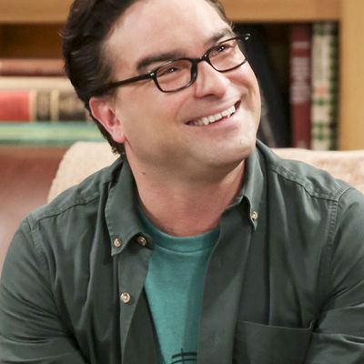 3. Johnny Galecki