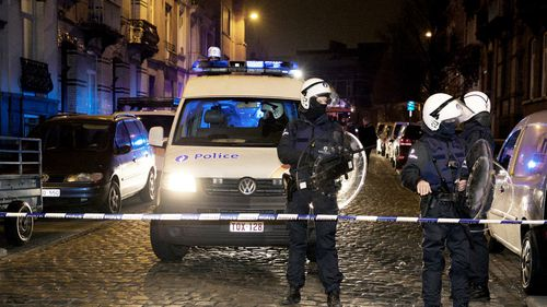 Man charged in 'Belgium attack plot'