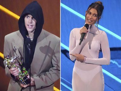 Justin Bieber's VMA comeback