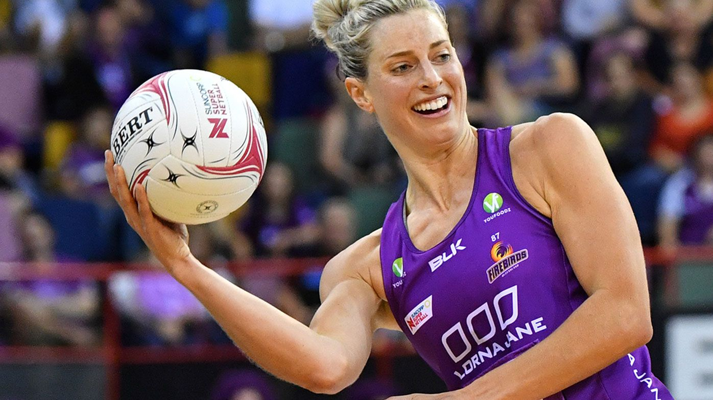 Laura Geitz has announced her retirement from netball