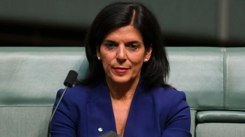 Julia Banks quit the Liberal party after Malcolm Turnbull was toppled.