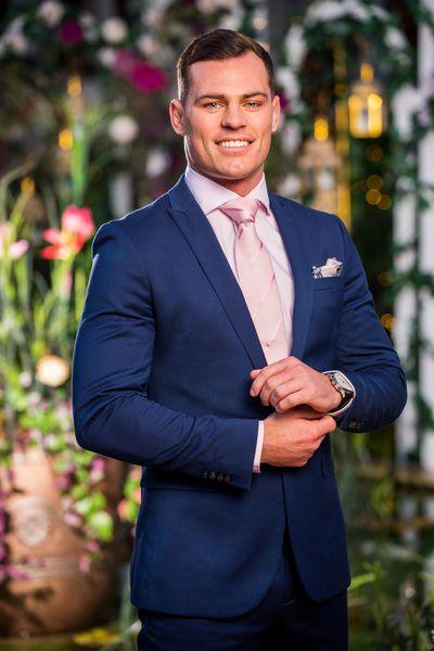 The Bachelorette Australia's Jackson