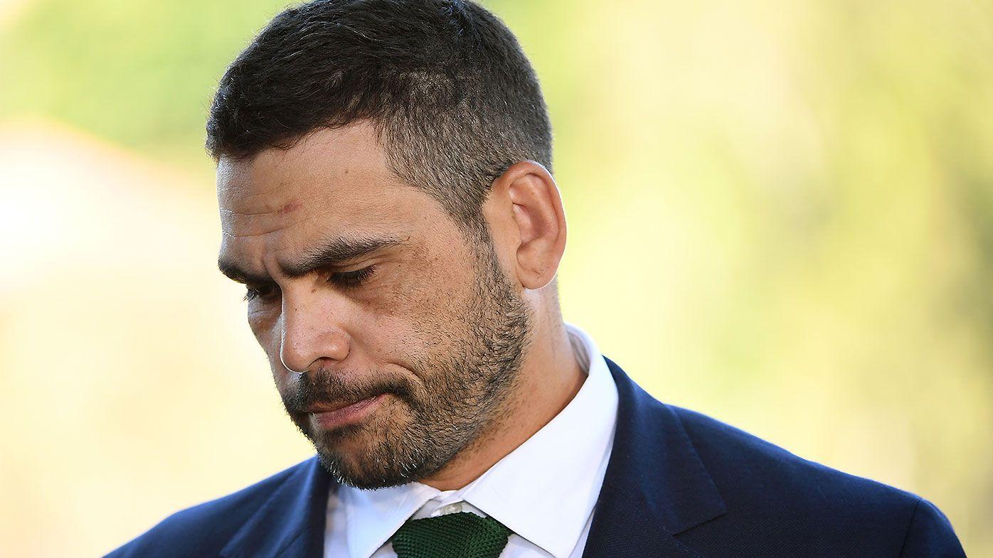 Greg Inglis breaks silence on losing Kangaroos captaincy