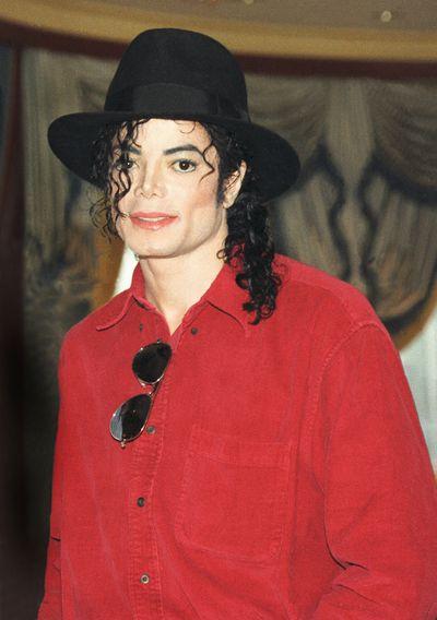 Michael Jackson during his HIStory tour, 1996
