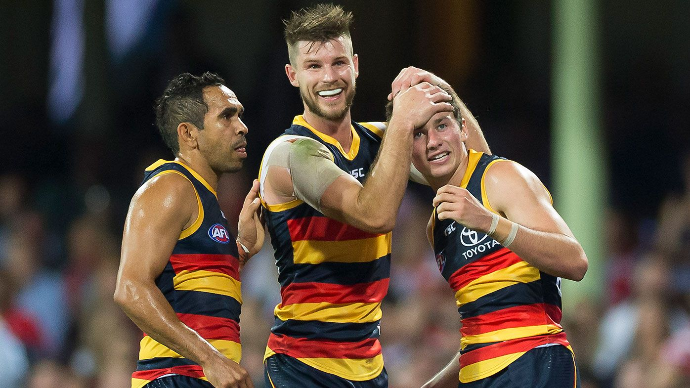 Adelaide Crows return to speedy ways in impressive win over Sydney Swans