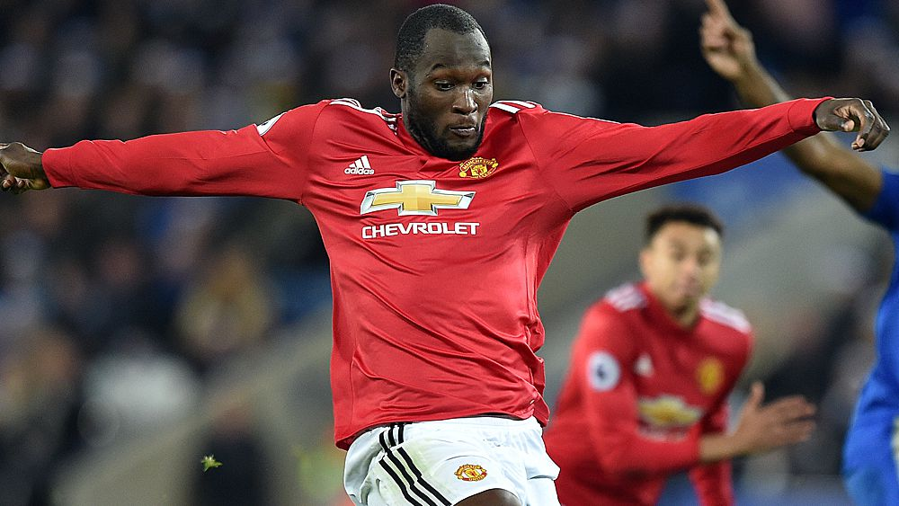 Football: Manchester United's Romelu Lukaku left Everton over voodoo message according to team owner