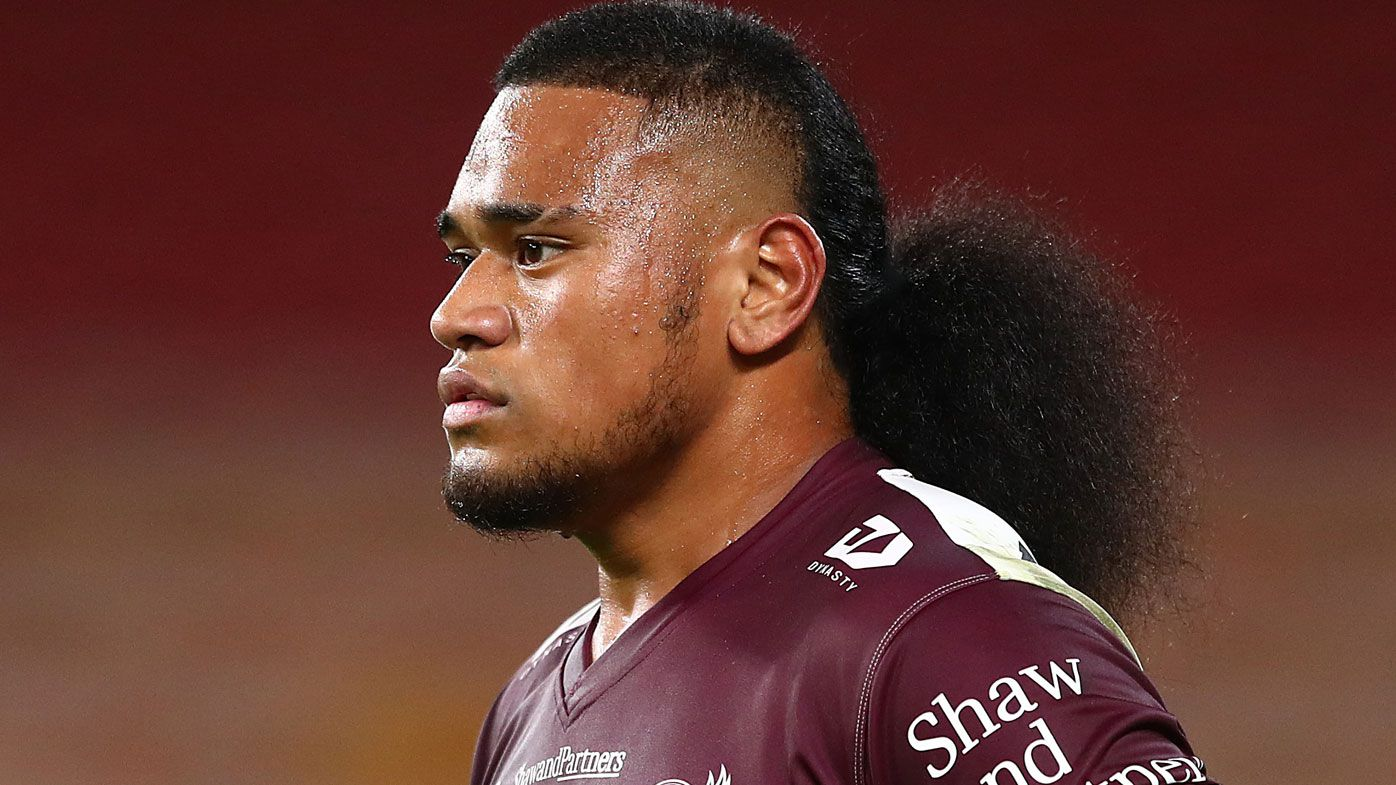 Moses Suli joins Dragons after being one of five Manly players released