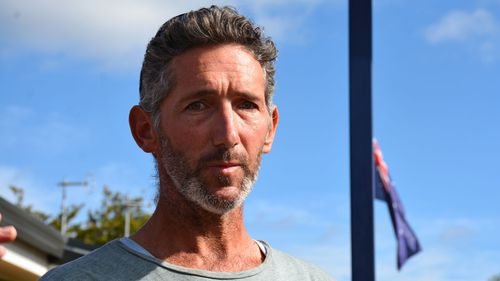 Aaron Cockman has spoken out in the hope it will create change. (Photo: AAP)